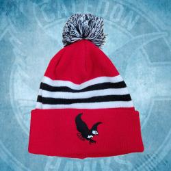Hawk Toque Red